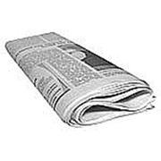 Газетная верстка фото