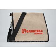 Промо-сумки, сувенирная продукция из сурового брезента с Вашими логотипами фото