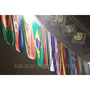 Флаги старн мира (печать флага) фото