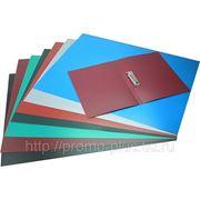 Папка пластиковая А4 (папка + нанесение в один цвет) фото