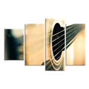 Картина Струны гитары фото