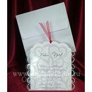 Свадебные приглашения Kivilcim 5354 фото