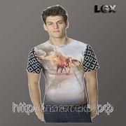 Сублимация и пошив мужских футболок фото