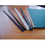 Переплет проектной документации (пружинный) А4-А3 фото
