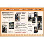 Техника безопасности при работе в школьных мастерских фото