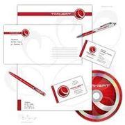 Разработка фирменного стиля, логотипа фото