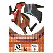 Услуги дизайнера по моделированию обуви фото