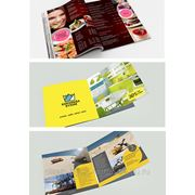 Дизайн буклета фото