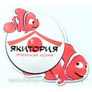 Магниты с логотипом фото