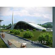 Мечеть в стиле бионика фото