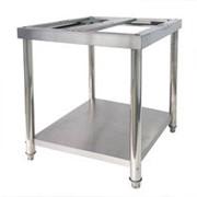 Подставка для индукционной плиты Hurakan HKN-ICF35DX4-ST фото