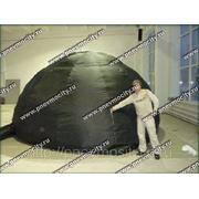 Пневмо конструкция: надувной планетарий фото
