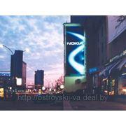 Печать и изготовление баннеров для билбордов, бигбордов фото