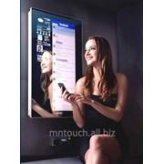 Сенсорное стекло Зеркало фото