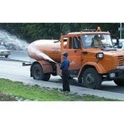 Услуги поливомоечной машины Тюмень фото