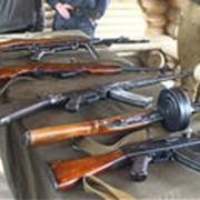 Стрельба из охолощенного оружия фото