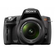 Фотоаппараты цифровые Sony DSLR-A290L фото