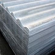 Шифер 8-волновой серый Краматорск 1,12*1,75 мм СВ 40/150-5,8 фото