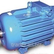 Электродвигатель MTKH 412-6/12 11кВт/945об/мин крановый с короткозамкнутым ротором фото