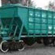Капитальный ремонт 4-х осного вагона хоппера (цементовоз), модель 11-715 фото