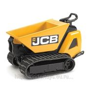 """Гусеничный перевозчик сыпучих грузов JCB Dumpster HTD-5 """"Bruder"""" фото"""