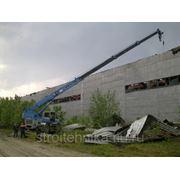 Аренда японского крана KOMATSU 26 тонн фото