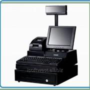 Автоматизация Минимаркета (1 касса, склад/место администратора) фото
