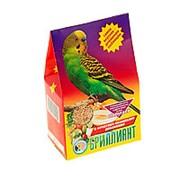 Корм БРИЛЛИАНТ для попугаев 500г фрукты и овощи фото