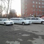 Аренда свадебного авто, лимузин. фото