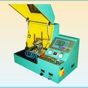 Добалансировочный станок для турбокомпрессоров модели ДБС-Т1 фото