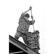 Техническое обслуживание дымовентиляционных каналов фото