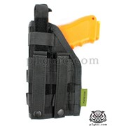 Кобура универсальная Molle UTH Universal Tactical Holster H10714BK фото