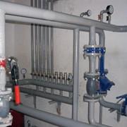 Техническое обслуживание системы теплоснабжения и отопления фото