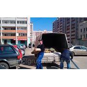 Грузчики, автотранспорт для доставки строительных материалов фото