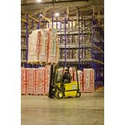 Механизированное перемещение товара на складе при весе до 1500 кг фото