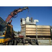 Перевозка станков и оборудования в Самаре фото