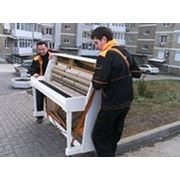 Перевозка пианино, роялей фото