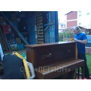 Профессиональная перевозка пианино фото