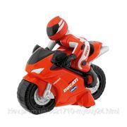 """Мотоцикл на радиоуправлении """"Ducati 1198 RC"""" от Chicco фото"""