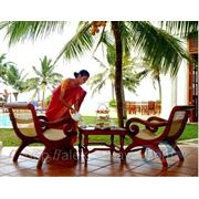 Шри-Ланка. Маунт Лавиния. Отель Mount Lavinia Hotel 4* фото