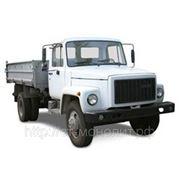 Доставка 3-х тонный автомобиль ГАЗ фото