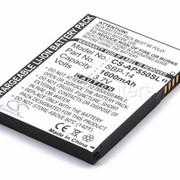 Аккумуляторная батарея для КПК Asus MyPal P550 Solaris (SBP-14) фото