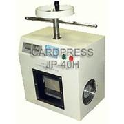 Ламинатор термо-пресс CARDPRESS JP-40H фото
