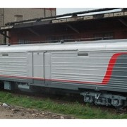 Ремонт пассажирских и почтово-багажных вагонов (ДР, КР-1, КР-2) фото