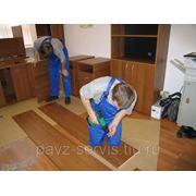 Разборка-сборка мебели и упаковка фото