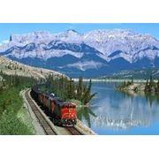 Железнодорожные перевозки по Казахстану фото