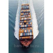 Морские контейнерные перевозки из Китая, Кореи фото