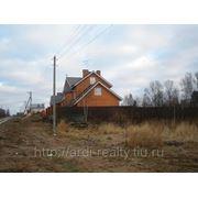 Земельный участок по Ленинградскому шоссе в д. Поварово фото