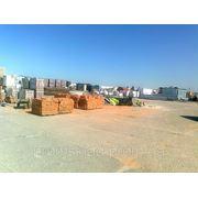 Аренда открытой площадки 4000 кв.м. фасад трассы на Петровское фото