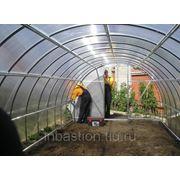 Доставка и установка теплиц на вашем участке в Москве и Московской области фото